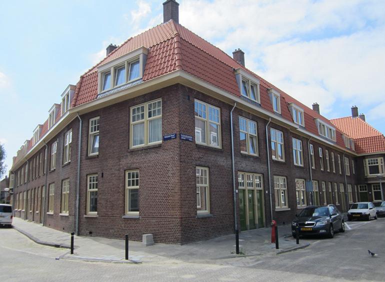 Gentiaanbuurt Amsterdam