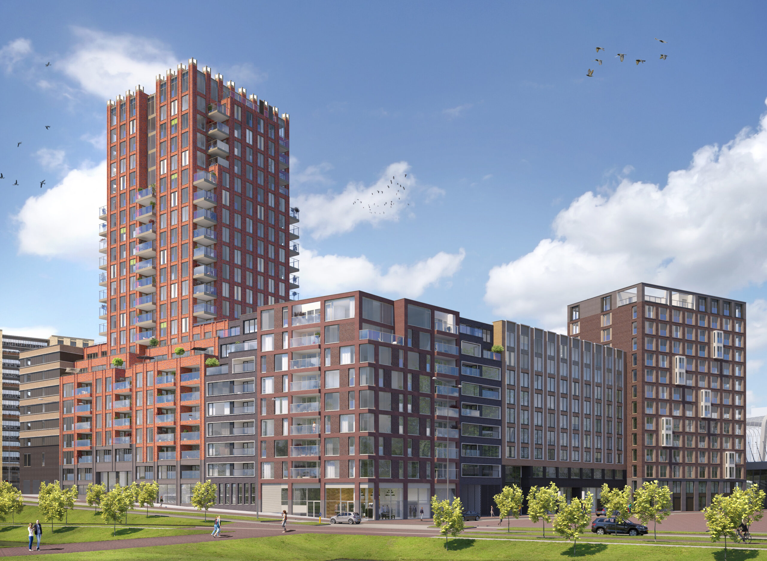 project amsterdam kavel 1N2