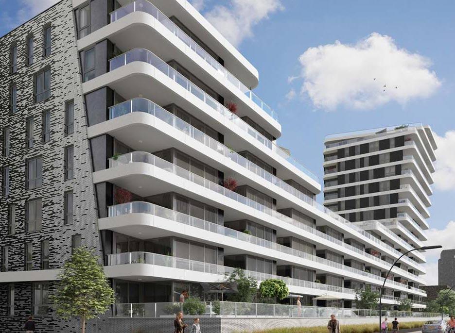 project nieuwbouw maassluis neerlandia