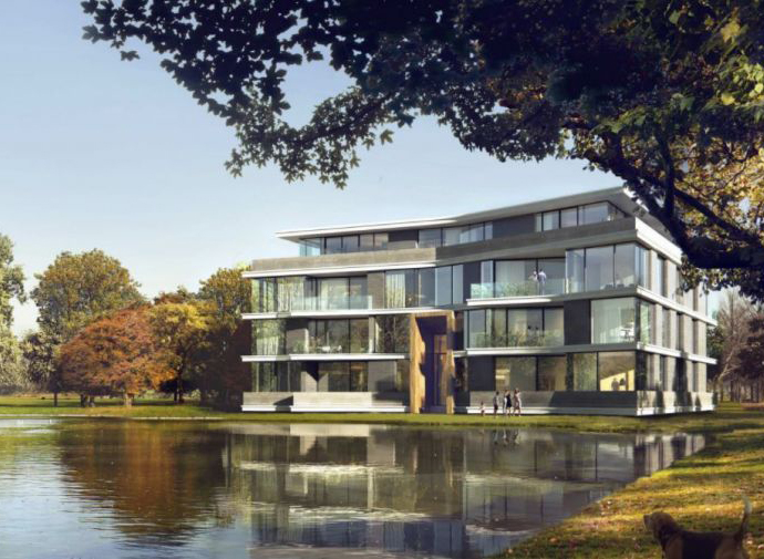 Het grote huis in Voorschoten Vink Bouw een van de nieuwe projecten van jm totaalafdichtingen