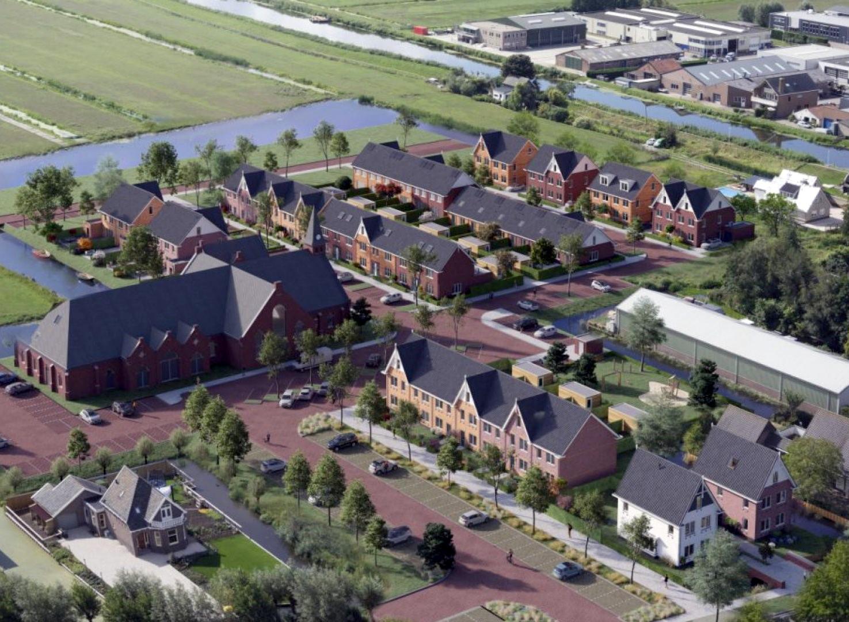 Bodegraven-Reeuwijk project voor de brug