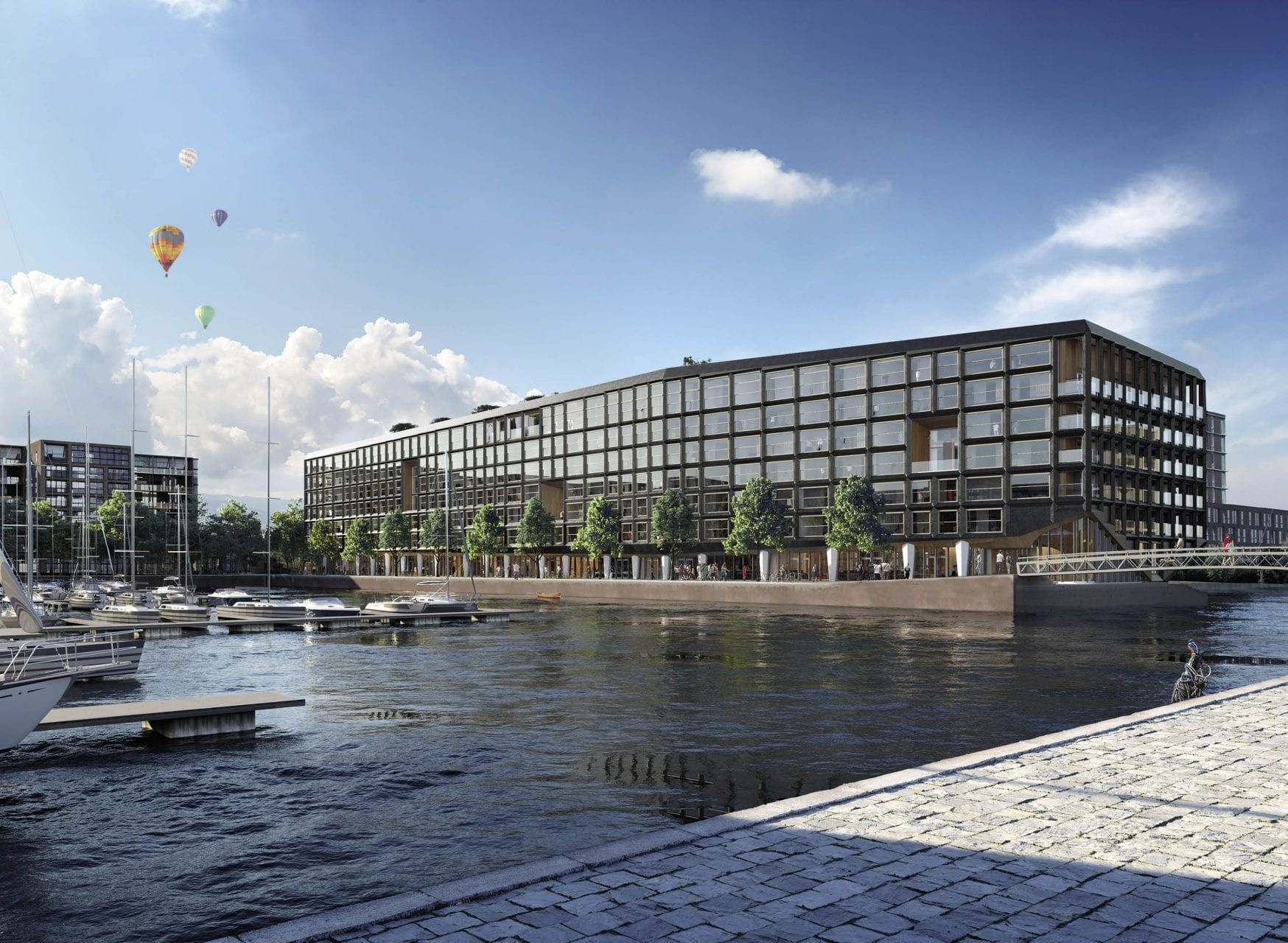 Amsterdam IJburg project Jonas luchtdicht afwerken